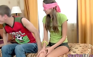 Drilled euro teen fingered