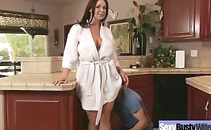 Busty Housewife (kendra lust) Love Intercorse Forwards Be incumbent on Camera mov-18