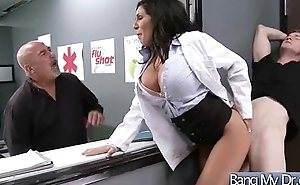 Horny Patient (emily b) Get Carnal knowledge Analgesic In Doctor Take meals mov-13