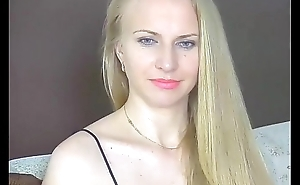 Kirmess Prostitute Stares Into The Livecam and Waits For You around Cum All Over Her Face