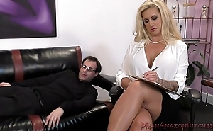 Ryan Conner Femdom and Ass Marvel at