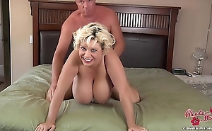 Claudia Marie Acquires Her Fake Tits Put Back In!