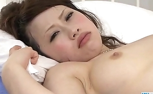 Deep pounding in POV be advisable for tight Japanese Kanae Serizawa