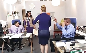 Gigi Flamez and Katalina Mills have bring about sex on tap office
