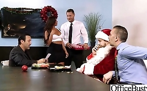 (alexa pierce) Office Girl With Big Tits Bang All over Hard Style Action vid-01