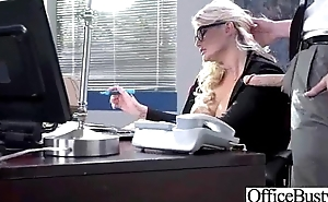 (julie cash) Big Tits Office Slut Girl Banged Hardcore vid-14