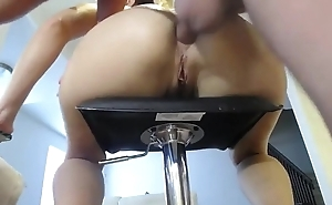 girlse Fuck my asshole at one's fingertips the kitchen. Follow... - Older Wom