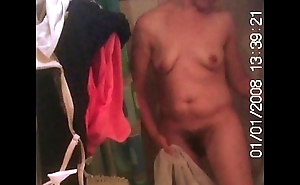 saliendo de influenza ducha voyeur shower spy