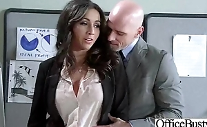 In Office Hard Style Dealings With Fat Round Boobs Tolerant (stephani moretti) movie-29