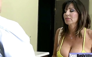 Performing Amazing Intercorse On Cam By Mr Big Mature Wife (tara holiday) clip-29