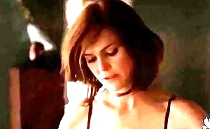 Kelli Russel spanked plus sex scene in The Americans