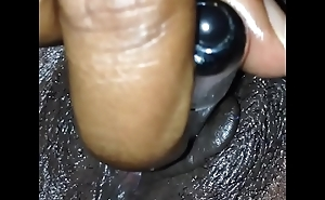 Wifey giving me a show above my Birthday.MOV